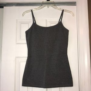Express gray camisole. Size Small.